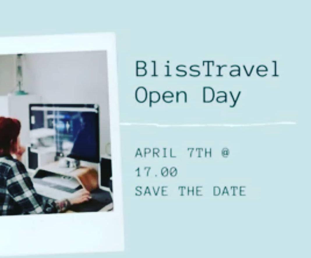 BlissTravel Open Day April 7, 2021